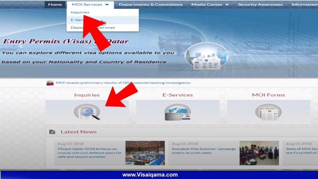 Qatar ID Validity