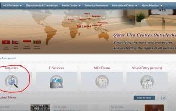 How To Check Qatar ID Renewal Status