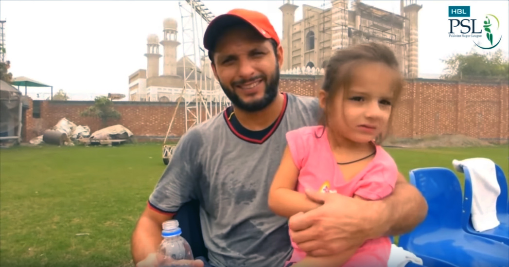 Shahid Afridi breaks silence over news of daughter's relationship with Shaheen Shah Afridi