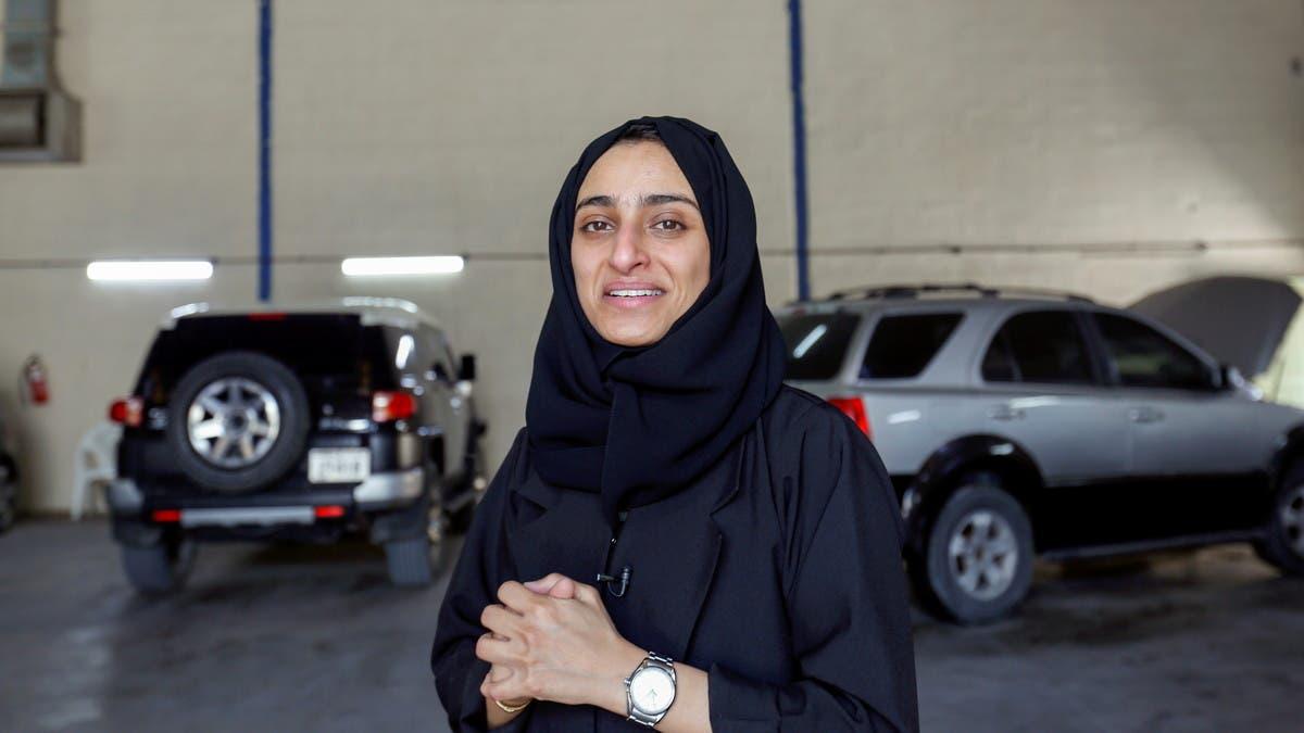 UAE's first Emirati female mechanic gets life's big surprise