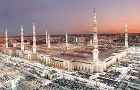 Interesting historical information came to light regarding the pulpits of Masjid Al Haram and Masjid Nabavi