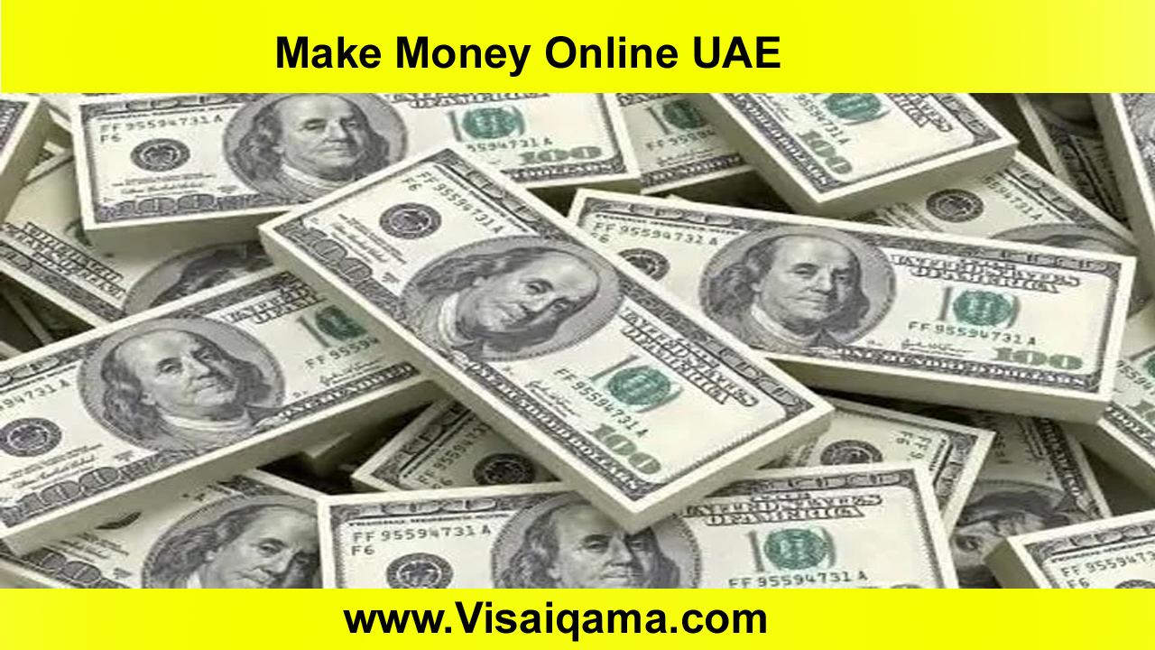 Make Money Online UAE