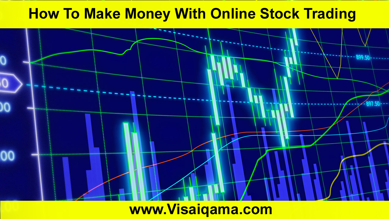 Make Money With Online Stock Trading $100 Daily